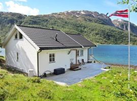 Four-Bedroom Holiday home in Øksfjord, Øksfjordbotn