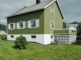 Five-Bedroom Holiday home in Bud, Bud