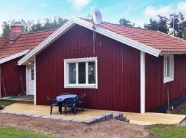 Two-Bedroom Holiday home in Nybro, Kristvallabrunn