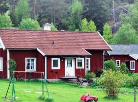Two-Bedroom Holiday home in Björnlunda