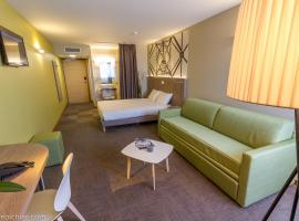 INTER-HOTEL Montpellier Est, Saint-Aunès