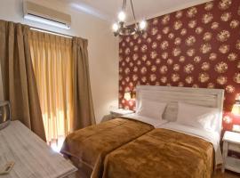 Fotis Rooms, Skafidia