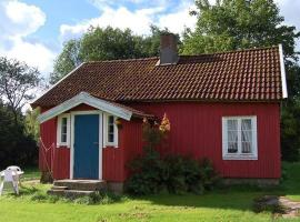 Two-Bedroom Holiday home in Hällevadsholm 1, Gurseröd