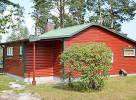 Three-Bedroom Holiday home in Sölvesborg 5, Möllebjörke