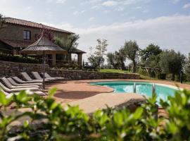 Villa dei Tramonti, Passignano sul Trasimeno