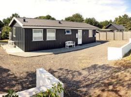 Two-Bedroom Holiday home in Sjællands Odde 2, Yderby