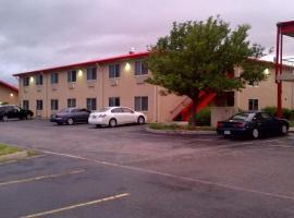 Knights Inn Amarillo, Amarillo