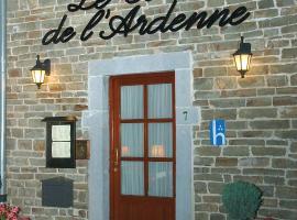 B&B Le Coeur de l'Ardenne, Wibrin
