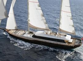 Mega Yacht Infinity, Bodrum City