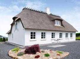 Three-Bedroom Holiday home in Sydals 8, Vibøge