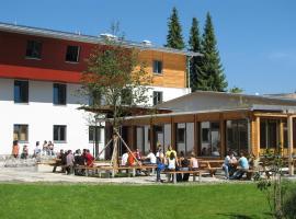Jugendherberge Garmisch-Partenkirchen, Garmisch-Partenkirchen
