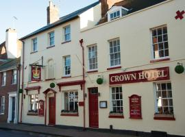 Crown Hotel, Poole