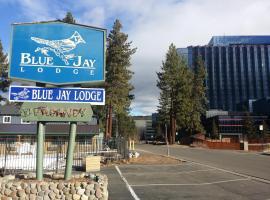 Blue Jay Lodge, ساوث ليك تاهو