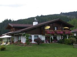 Ferienwohnungen Pallhuber, Heiterwang