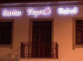 Santo Thyrso Hotel, Santo Tirso