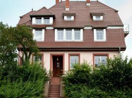 Wohnen im alten Pfarrhaus, Herbolzheim