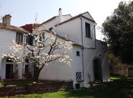 Villa Mimosa, Calvanico