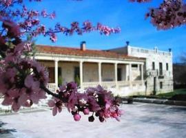 Palacio De Esquileo, Sotos de Sepúlveda