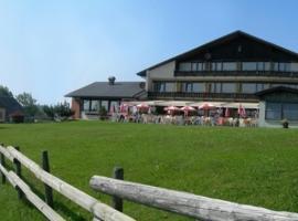 Hotel Lüderenalp, Wasen