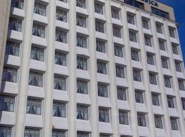 Hotel Club 1934, Ogre