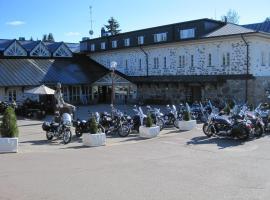 Linna Hotelli, Hartola