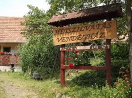 Hétszilvafás Vendégház, Nagybörzsöny