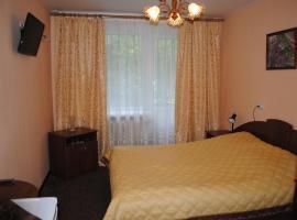 Hotel na Institutskoy, Pushkino