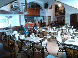 Café Royal Suites, Mindelo