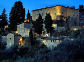 Castello di Bibbione, San Casciano in Val di Pesa