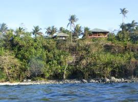 Blue Seastar Resort, Agpudlos