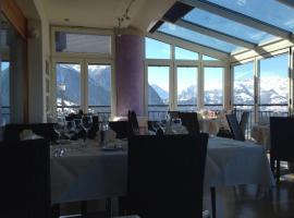 Alpenhotel-Restaurant Kulm, Triesenberg