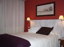 Hotel Cuatro Calzadas, Martinamor