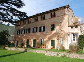 Villa Santa Maria, Calci