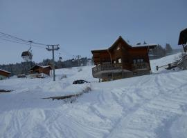 Snow Situations Chalet