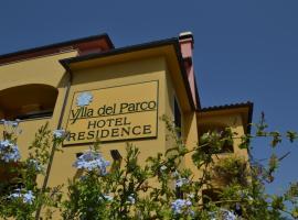 Hotel Villa Del Parco, La Maddalena