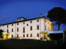 Villa Dragonetti, Paganica