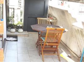Apartment Alto Palermo Shopping