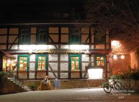 Hotel Zum Klosterfischer, Blankenburg