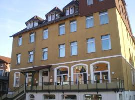Gästehaus Edelweiss, Bad Nenndorf
