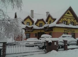 Villa Filip, Veľká Lomnica
