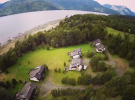 Cabaña Yelcho en la Patagonia, Puerto Cárdenas