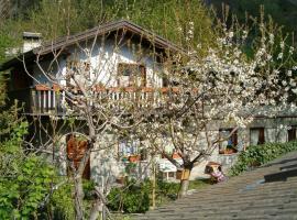 Chez Milliery, Montjovet