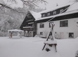 Haus Auf der Trambach, Hallenberg