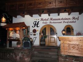 Hotel-Hauensteiner-Hof, Hauenstein
