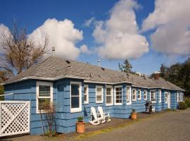 McBee Cottages, Cannon Beach
