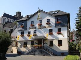 Goldener Pfropfenzieher, Oberwesel