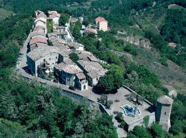 La Rocca Dei Malatesta, Frontino