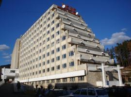 Hotel Hebe, Sîngeorz-Băi