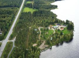 , Ristijärvi