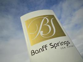 Banff Springs Hotel, Banff